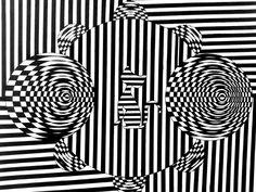Art optique par Verónica Piñeiro Muñiz 3ESO 2014