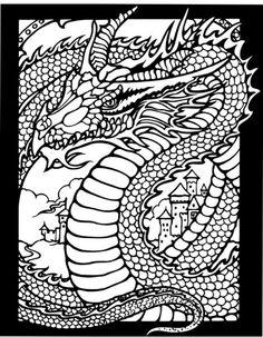 dragon color pg