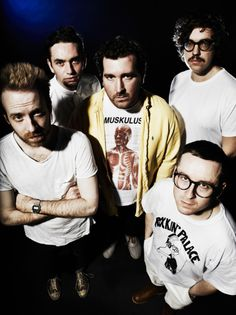 Click through for a free playlist of Hot Chip music!
