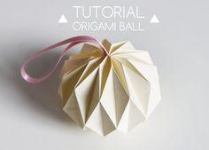 fuente: giochi di cartaAhora está de moda decorar con objetos geométricos, ya sean jarrones, estanterías, menaje...este tutorial de origami es perfecto para dec