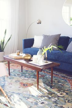 Dunham Down-Filled Box Cushion Sofa from west elm