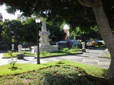Plaza de Weyler.