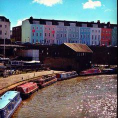 Bristol, UK. Own photo.