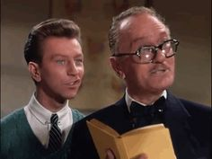 """Folks would make fun of old people. And old people are hilarious. 