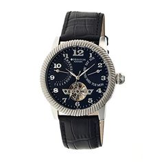Heritor Automatic Hr2002 Piccard Mens Watch heritor automatic