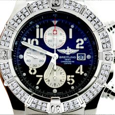 Breitling Watches- A journey with Luxury