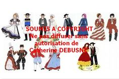 French Costume, Copyright, Costumes, Ainsi, France, Intellectual Property, Drawings, Dress Up Clothes, French Fancy Dress