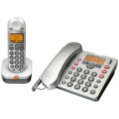 #Amplicomms BigTel 480 Twin Digital, Dect/Gap, #ComparePandaUK #latestoffers of the Month with 13% #discount.  http://www.comparepanda.co.uk/product/251378/amplicomms-bigtel-480-twin