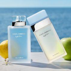 Perfume Light Blue, Light Blue Dolce Gabbana, Perfume Azul, Perfume Floral, Dolce And Gabbana Perfume, Dolce E Gabbana, Sephora, Granny Smith, Parfum Blue