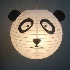 lamparas de papel creativas