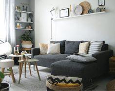 Kleine hoekbank voor woonkamer moderne lederen hoekbank in kleine