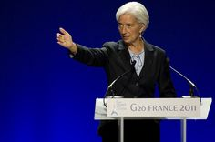 Christine Lagarde Photo - World Leaders Gather In Cannes For The G20 Summit