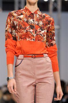 Paul Smith at London Fashion Week Spring 2013
