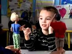 Eye-opening video clip/experiment that shows how even our youngest kids are influenced by stereotypical gender roles.