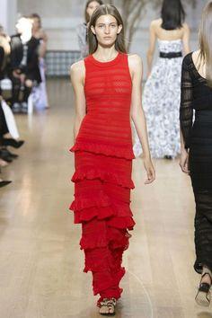 Oscar de la Renta ready-to-wear spring/summer '17: