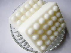 GARDENIA Shea Butter Massage Bar Soap Vegan by BellaSapone on Etsy, $5.25