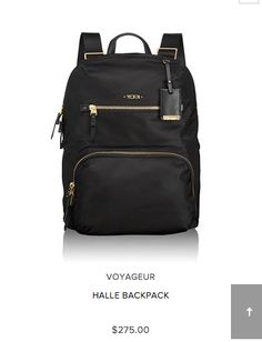 online shopping for TUMI Voyageur Halle Nylon Backpack from top store. See  new offer for TUMI Voyageur Halle Nylon Backpack 60b9b8d101ff4