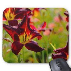 Flowering Mousepad