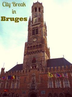 Why you should visit Bruges (article)
