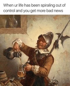 15 More Medieval Reactions To Make Art History Way More Entertaining - History Memes - - Bad news The post 15 More Medieval Reactions To Make Art History Way More Entertaining appeared first on Gag Dad. Renaissance Memes, Medieval Memes, History Medieval, Funny Tumblr Stories, Tumblr Funny, Memes Humor, Funny Humor, Funny Stuff, Funny Comedy