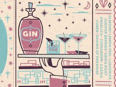 Dribbble - GIN WIP by Adam Grason