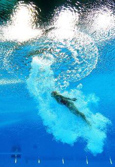 Juegos Olímpicos Londres 2012 - La canadiense Emilie Heyman, en trampolín