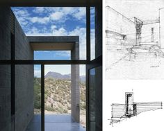 Ibarra Rosano Design Architects - Garcia Residence in Tucson, AZ