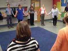 MUSIC TEACHER RESOURCES - Sally Go Round the Sun - YouTube