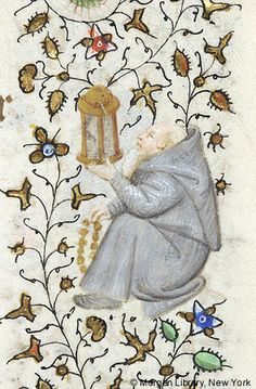 Book of Hours, MS M.1004 fol. 170r - Images from Medieval and Renaissance Manuscripts - The Morgan Library & Museum