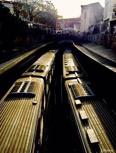 Monastiraki electric train Station,Athens,Greece