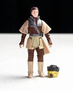 Princess Leia Boushh Star Wars Action Figure vintg ROTJ 1983 bounty hunter jabba