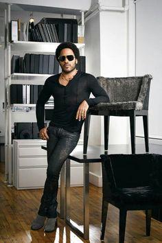 Lenny Kravitz - Lenny defines cool.