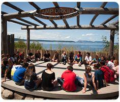 YMCA Camp Orkila | Orcas Island, Eastsound, WA | Home
