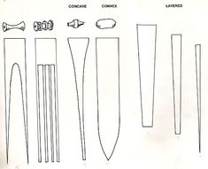 An amazing tutorial on how to make paper beads. It also shows different ways to cut them as shown in the picture above.In case I ever make paper beads. Make Paper Beads, Paper Bead Jewelry, How To Make Paper, How To Make Beads, Beading Tutorials, Beading Patterns, Bead Crafts, Jewelry Crafts, Jewelry Tools
