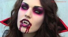 maquillage-vampire