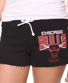 Chicago Bull shorts