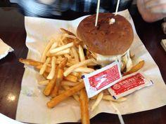 2014.10.12 점심. 수제 햄버거