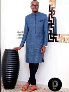 Latest African Men Fashion, African Wear Styles For Men, African Shirts For Men, African Dresses Men, Nigerian Men Fashion, African Clothing For Men, Africa Fashion, Dashiki For Men, Eid Outfits