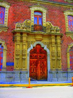 Doors of Mexico City | by littlebrownbird
