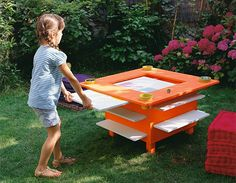 5 Colorful Fun Diy Projects For Backyard Play