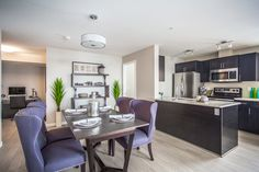 Velocity in Harbour Landing is a new condo community located in Regina's beautiful Harbour Landing New Condo, Maui, How To Plan, Kitchen, Table, Furniture, Home Decor, Cuisine, Homemade Home Decor