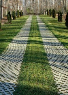 Permeable paver