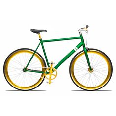 | The Burnside kelly green and gold. i would rock this.