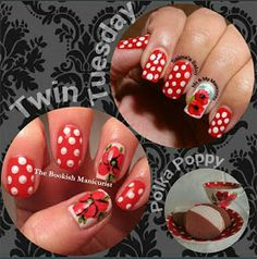 TUESDAY, 17 SEPTEMBER 2013  Twin Tuesday: Polka Poppy