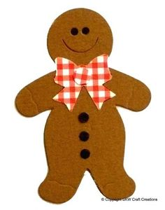 Die Cut Gingerbread Man Great Deals and Ideas at www.die-cut-machines.com