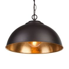 Endon Colman Ceiling Pendant Light - Black from Lighting Direct. Delivered direct to your door - Buy online today Industrial Style Lighting, Copper Lighting, Retro Lighting, Direct Lighting, Cool Lighting, Kitchen Lighting, Pendant Lighting, Lighting Ideas, Retro Ceiling Lights