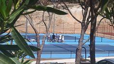The Campus sports complex, Quinta do Lago Resort, Algarve Sports Complex, Algarve, Train, Strollers