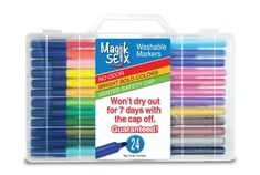 24 pack of Magic Stix Washable Markers from The Pencil Grip, Inc.