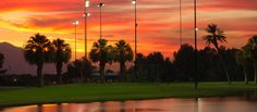 Coachella Valley's Only Night-Lighted Golf Course