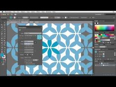 LYNDA.COM This Illustrator CS6 tutorial discusses how to create repeatable patterns in different styles and configurations using the new Pattern Options tool. Watch more at http://www.lynda.com/Illustrator-tutorials/Illustrator-CS-New-Features/96948-2.html?utm_medium=viral_source=youtube_campaign=videoupload-96948-0201    This specific tutorial is a...